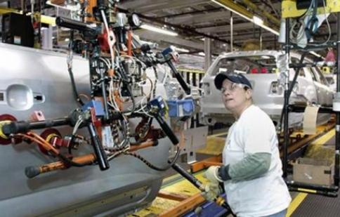 Kinh tế Mỹ đang khởi sắc