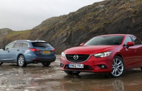 Mazda6 nhận giải thiết kế Red Dot