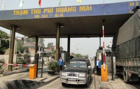 Thủ tướng chỉ đạo xử lý 4 trạm thu phí ô tô