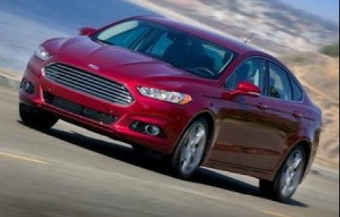 Ford trang bị động cơ 1.5 EcoBoost cho mẫu Fusion