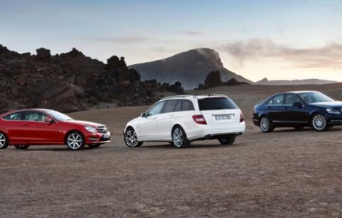 Mercedes C-Class có thêm 2 phiên bản mới