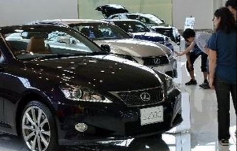 Nhật Bản thu hồi gần 3,4 triệu ôtô do lỗi túi khí