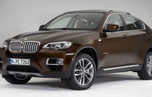 BMW nâng cấp X6