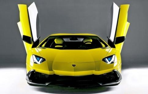Rò rỉ hình ảnh Lamborghini Aventador bản đặc biệt