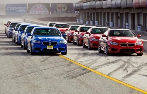 BMW tăng sức mạnh cho M5 và M6
