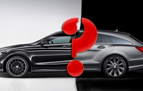 Mercedes CLA sẽ có thêm phiên bản Shooting Brake
