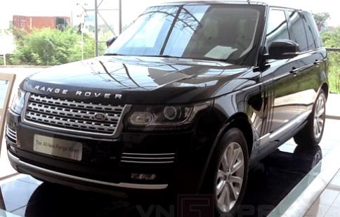 Range Rover thế hệ mới về Việt Nam