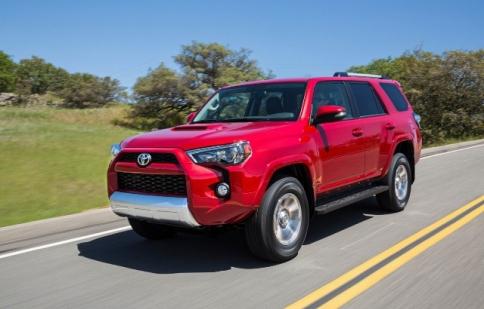 Toyota trình làng 4Runner thế hệ thứ 5