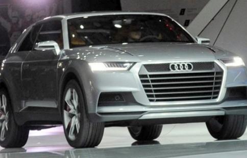 Audi Q8 đối thủ mới của Range Rover Sport