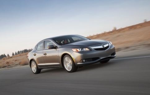 Acura ILX 2014 tăng giá 1.000 USD