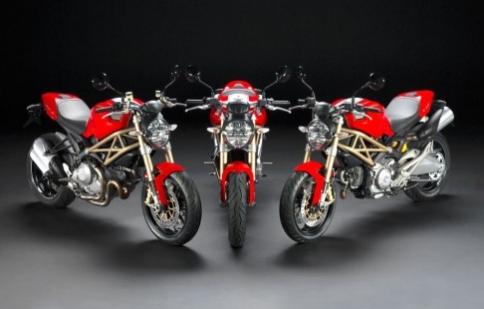 Ducati giảm 5.2% doanh số trong quý I/2013
