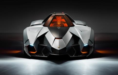 Lamborghini Egoista – siêu bò 1 chỗ ngồi độc đáo
