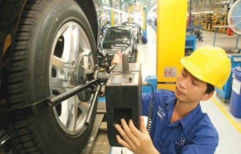 Loay hoay công nghiệp ô tô