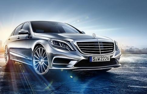 Mercedes-Benz S-Class 2014 lộ diện qua video