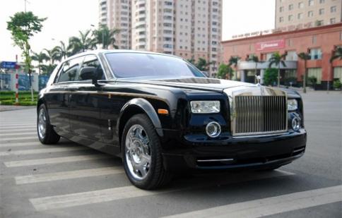 Rolls-Royce chính thức vào Việt Nam