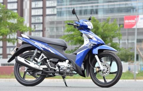 """Suzuki Việt Nam hồi sinh """"huyền thoại"""" Viva"""