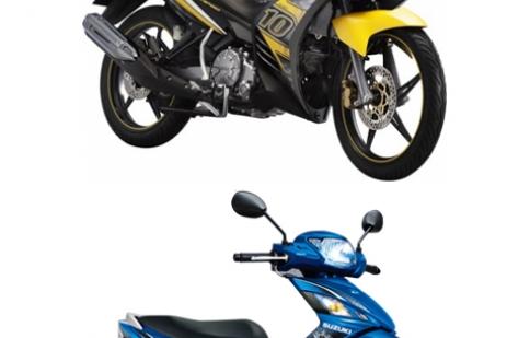 Tuần 2/5: Thêm xe máy mới cho người Việt