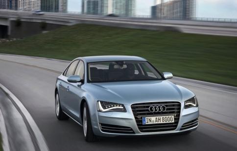 Audi nâng cấp A8 2014