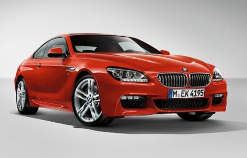 BMW bổ sung gói tùy chọn Sport Edition cho 6-Series 2014