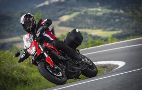 Ducati ra mắt Hyperstrada tại Italian