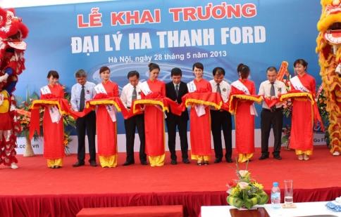 Ford Việt Nam khai trương đại lý ủy quyền thứ 16