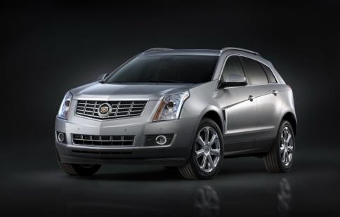 GM triệu hồi hơn 18.000 chiếc Cadillac RSX 2013 vì lỗi bánh xe