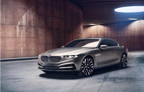Gran Lusso Coupe – tuyệt tác mới của BMW