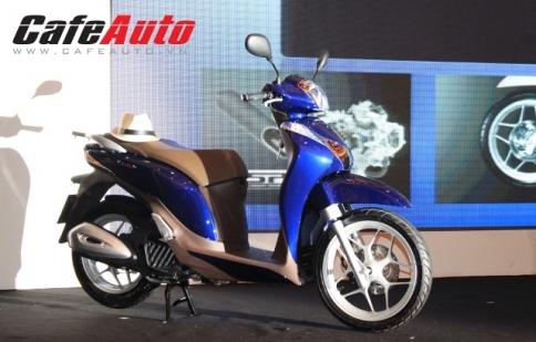 Honda Việt Nam ra mắt SH cỡ nhỏ giá 49.9 triệu đồng