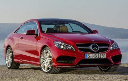 Mercedes E-Class Coupe, Convertible sẽ có bản AMG