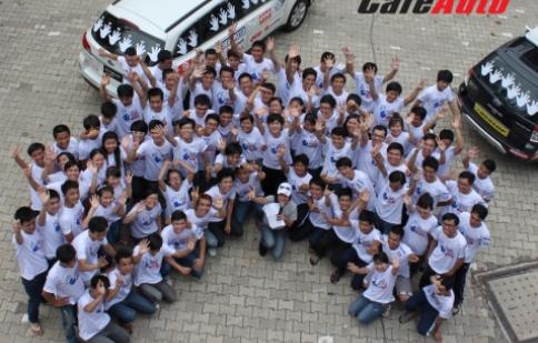 Thử thách sức bền với Subaru Palm Challenge 2013