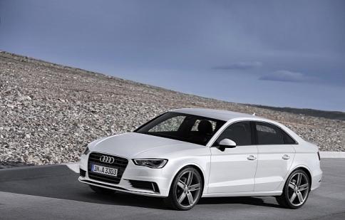 Audi A3 Sedan 2014 bắt đầu đi vào sản xuất