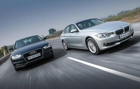 BMW lại vượt mặt Audi