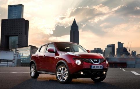 Nissan Juke mới tiết kiệm nhiên liệu tốt hơn