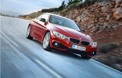 Thông tin mới nhất về BMW 4-Series Coupe