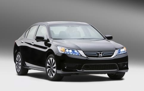 Honda Accord Hybrid tiêu thụ 4.8 lít/100km