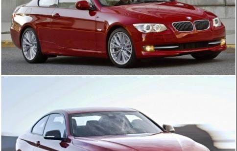 So sánh BMW 4-Series và 3-Series Coupe