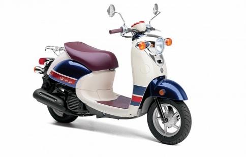 Yamaha ra mắt Vino Classic 2014