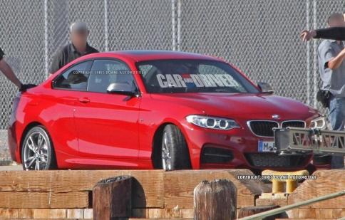 BMW 2 Serie Coupe bắt đầu bán vào tháng 3/2014