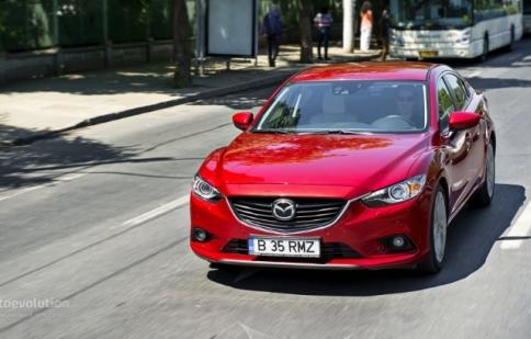 Doanh số bán Mazda tăng mạnh tại châu Âu trong tháng 5