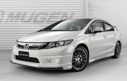 Honda cung cấp gói tùy chọn cho Civic Sedan
