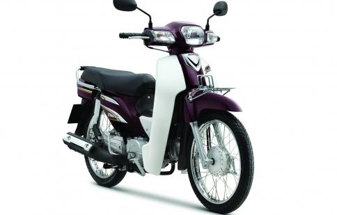 Honda Việt Nam ra mắt dòng xe Super Dream 110cc