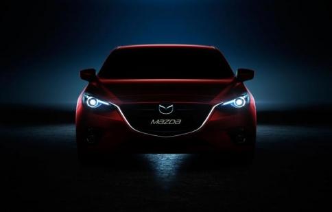 Mazda3 2014 ra mắt công chúng