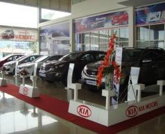 Thị trường ô tô: Hồ hởi tăng tốc