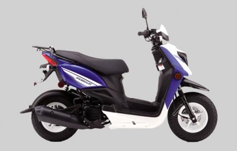 Yamaha ra mắt xế lạ Zuma X 2014