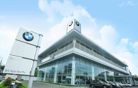 BMW khai trương trung tâm hiện đại nhất Việt Nam