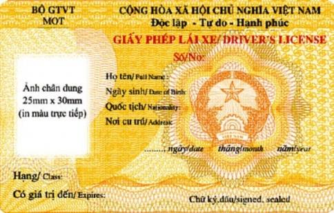Các địa điểm cấp giấy phép lái xe PET ở TPHCM