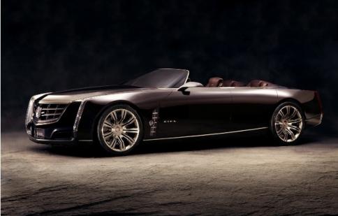 GM xây dựng sedan hạng sang