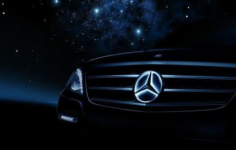 Mercedes-Benz đã có cách khiến xe bạn nổi bật giữa đám đông