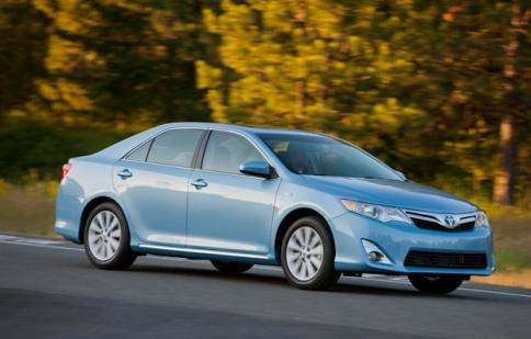 Toyota đã bán được 10 triệu chiếc Camry tại Mỹ