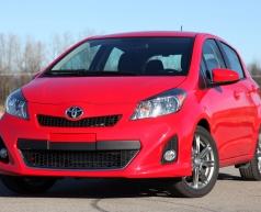 Toyota Yaris tại Việt Nam không thuộc diện thu hồi